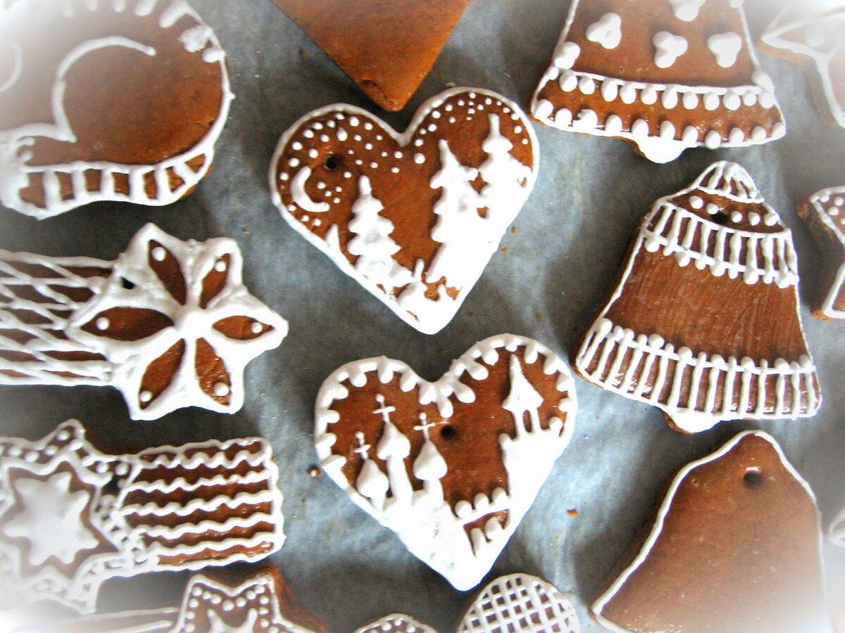 изготовленное глазурь для имбирного печенья рецепт с фото как кожице