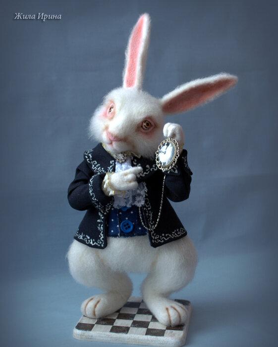 стал картинки заяц алиса в стране чудес сафьяно являлась