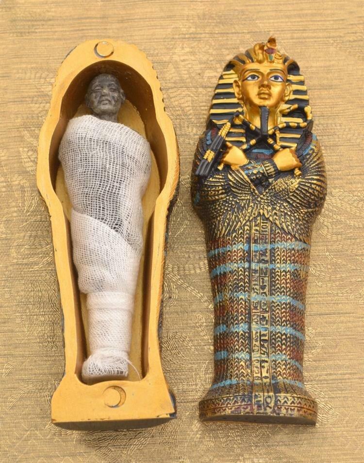 Картинки египетские мумии