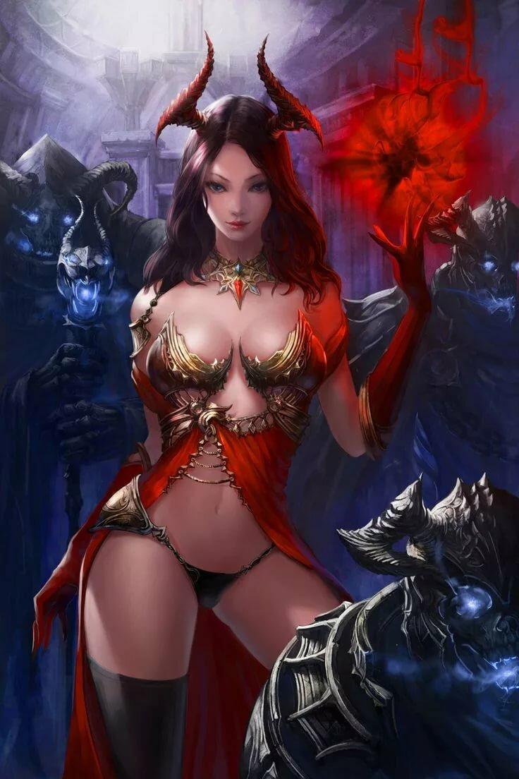 sexy-demon-chicks
