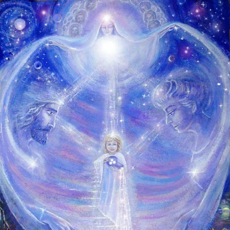 Картинки с духом бога