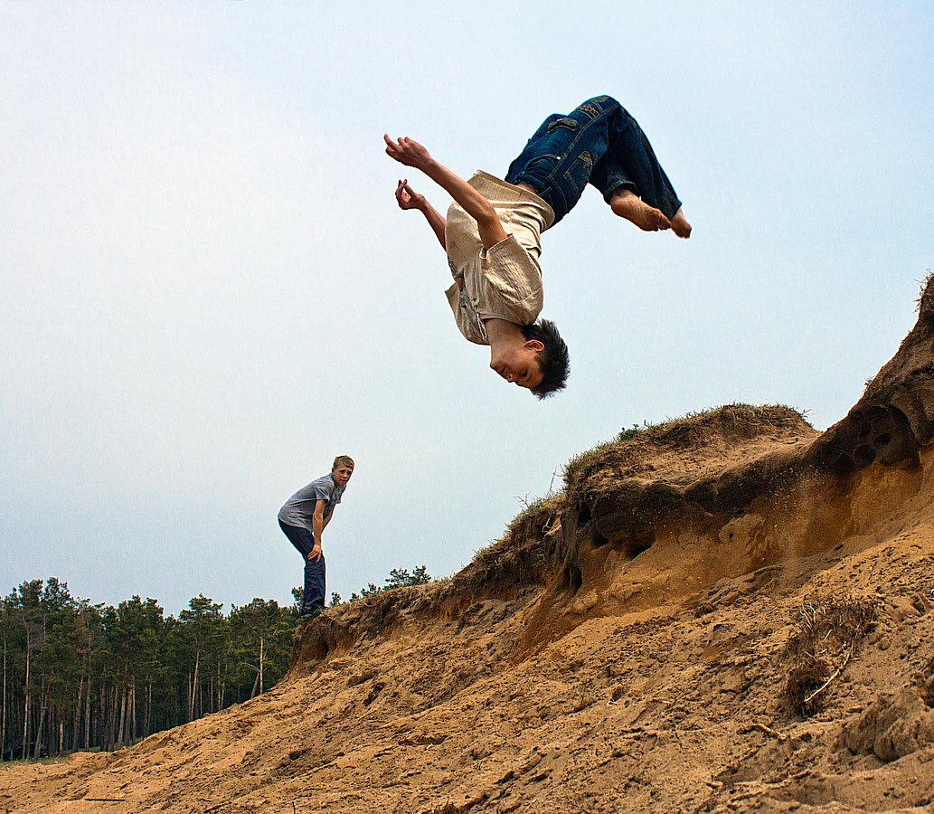 призраки как сделать крутое фото в прыжке реки пележма