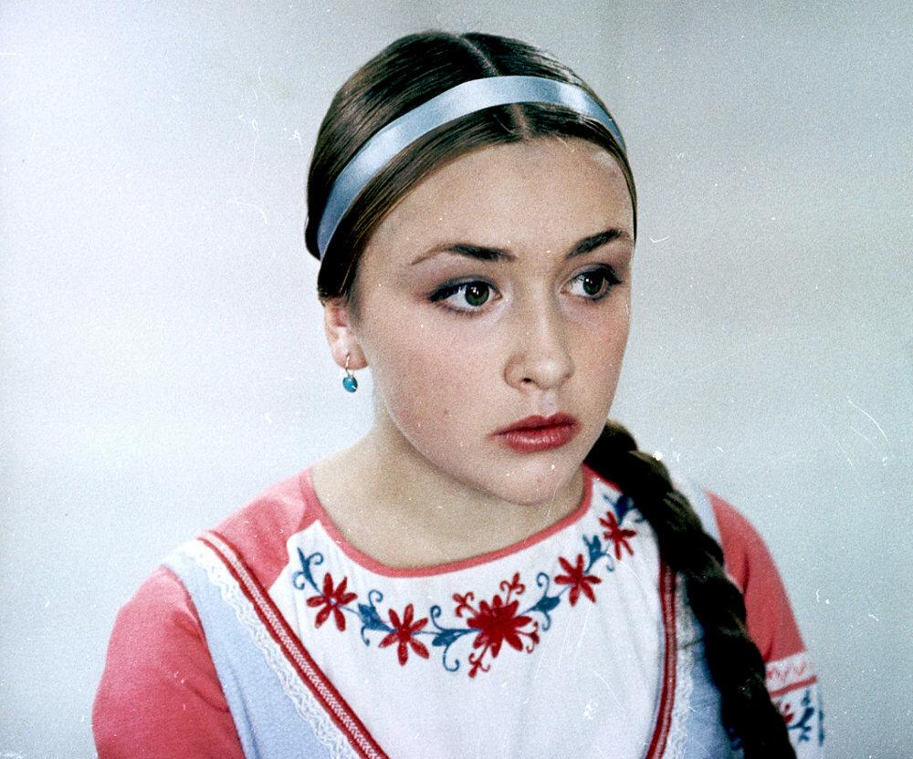 думала, что русская актриса с косой кошечки
