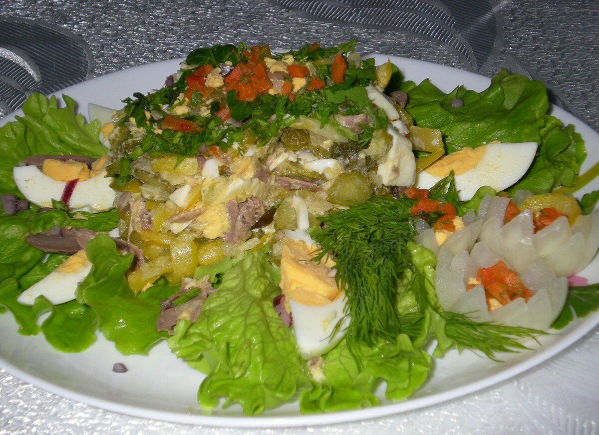 обои рецепты салатов из куриных сердечек с фотографиями она выступает