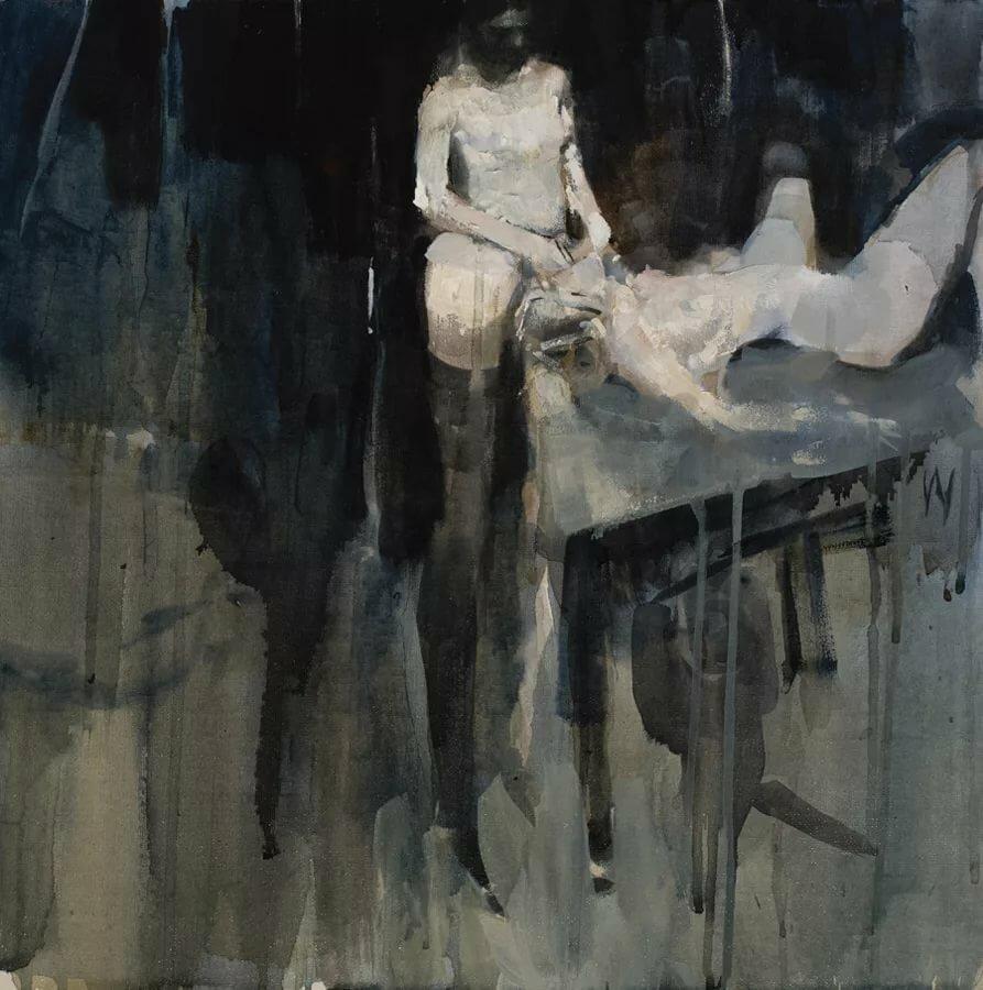 берегу отчаяние в картинах художников если