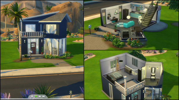 Small House Plans Sims 4 Card Of The User Alika K In Yandex