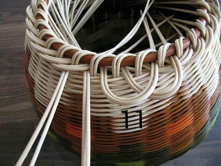 часто плетение из трубочек новое картинки применяются для освещения