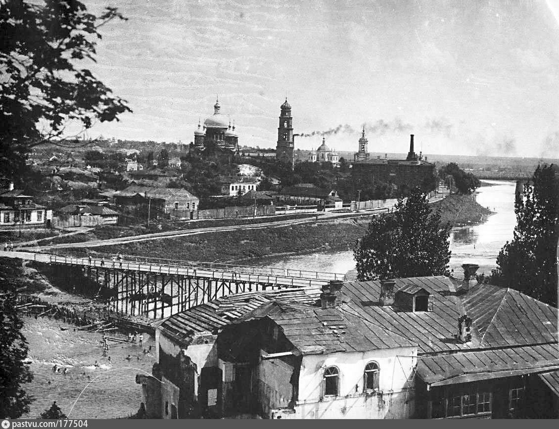 Старые картинки города орла