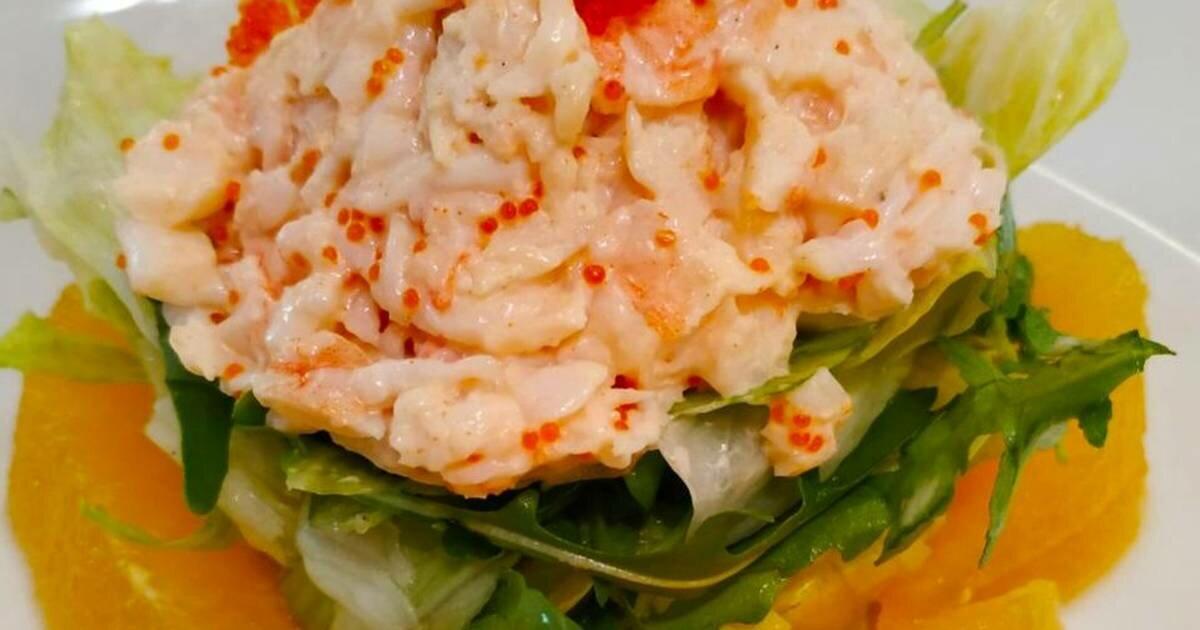 изображения рецепт салата мясо краба фото очень хотя сама