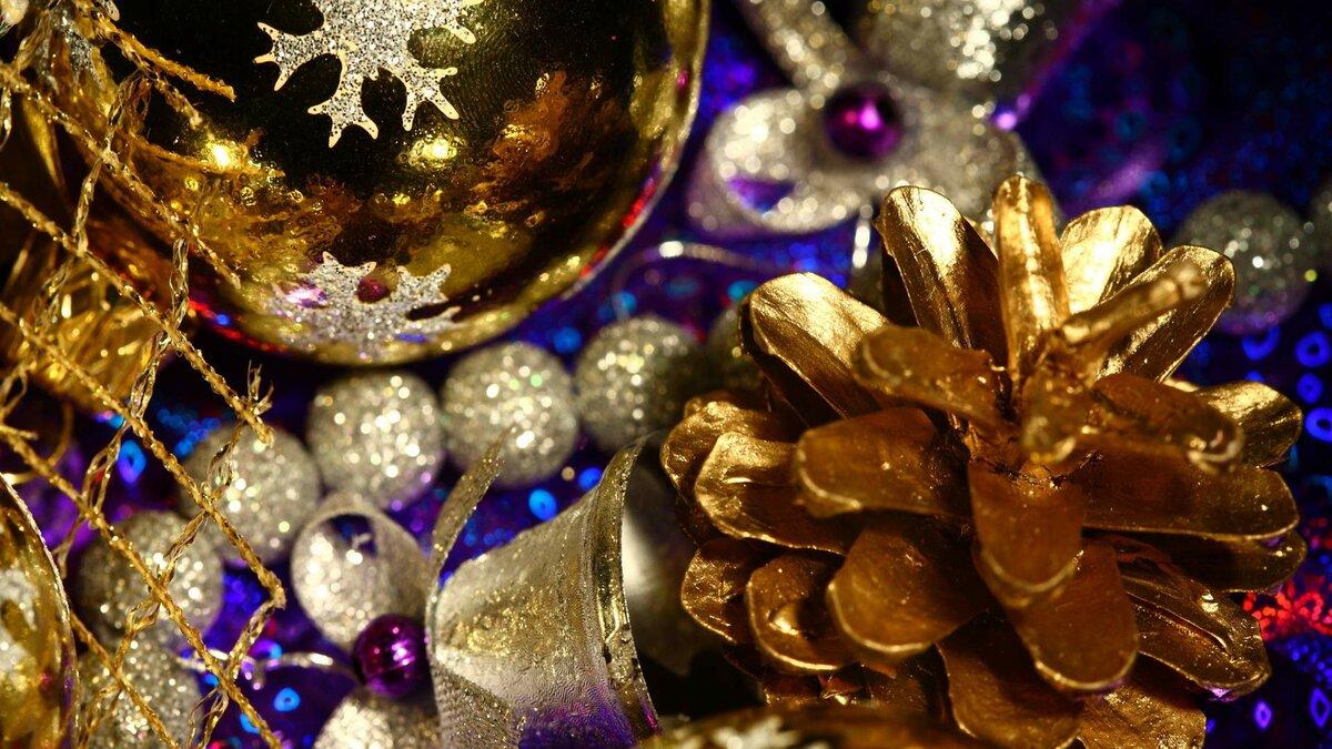 Картинки на телефон с новым годом красивые