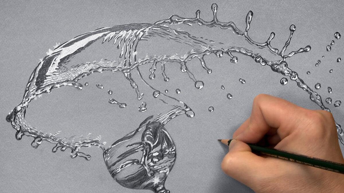 Невероятные картинки карандашом