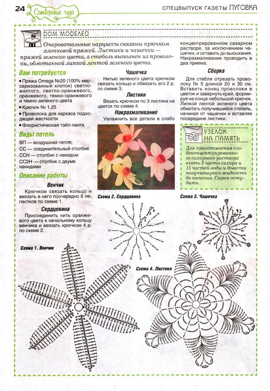 Цветы дешевле, вязаные букеты крючком схемы с описанием