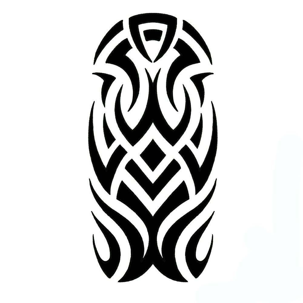 Half Sleeve Designs Tribal Tattoo Designs Tribal Half Sleeve Long