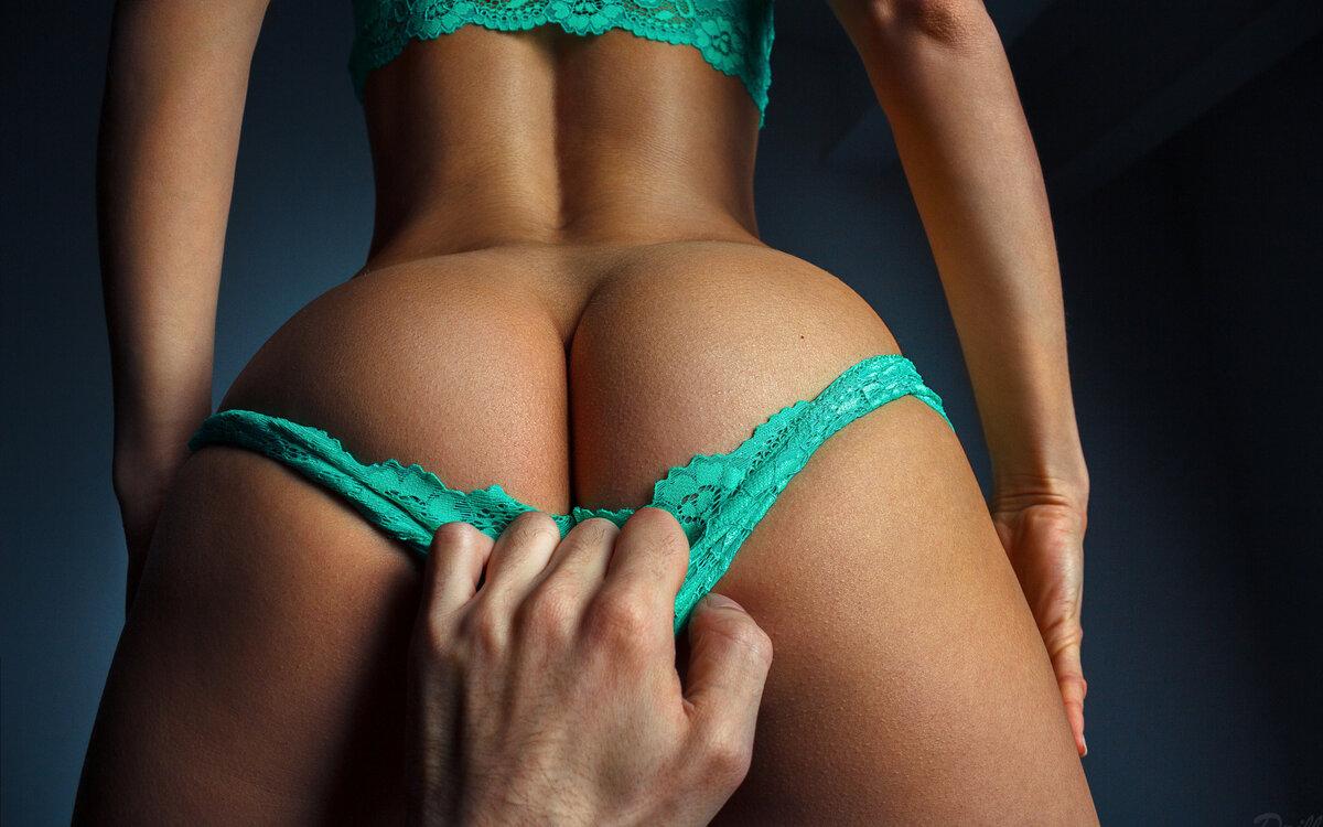 Попы в трусах эротика — photo 4