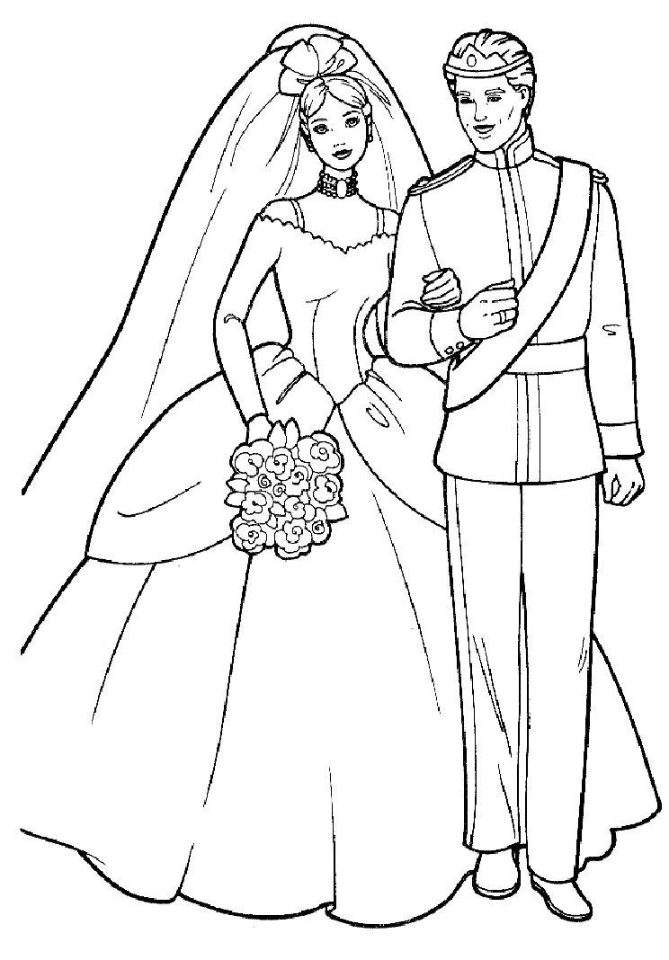 Как нарисовать картинки на свадьбу