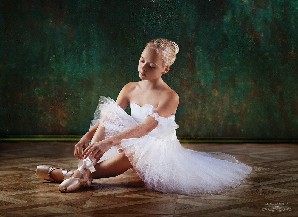 маленькие балерины красивые картинки днем рождения