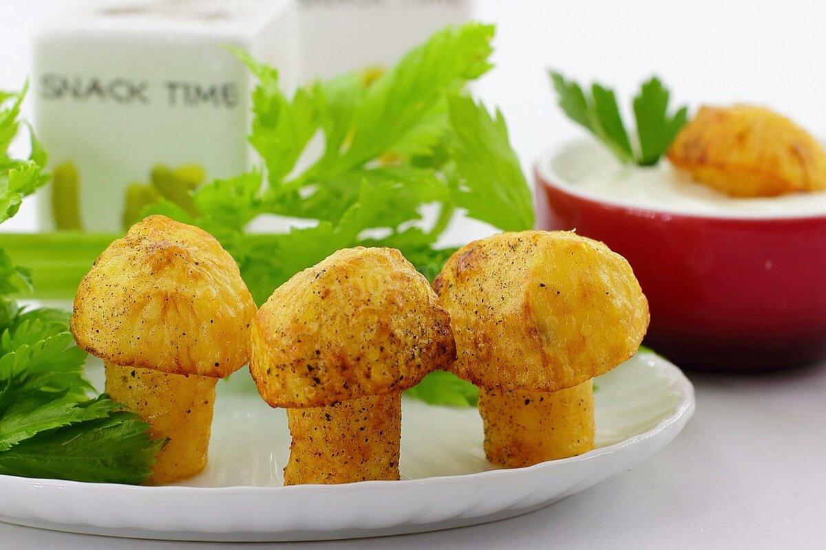еще картофель на праздничный стол рецепты с фото также