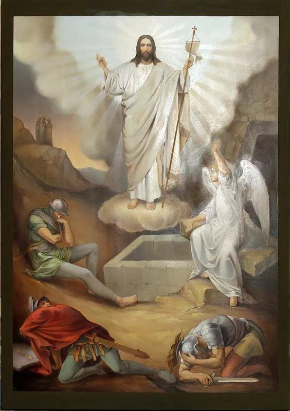 Христос воскресе открытка на телефон лучшее