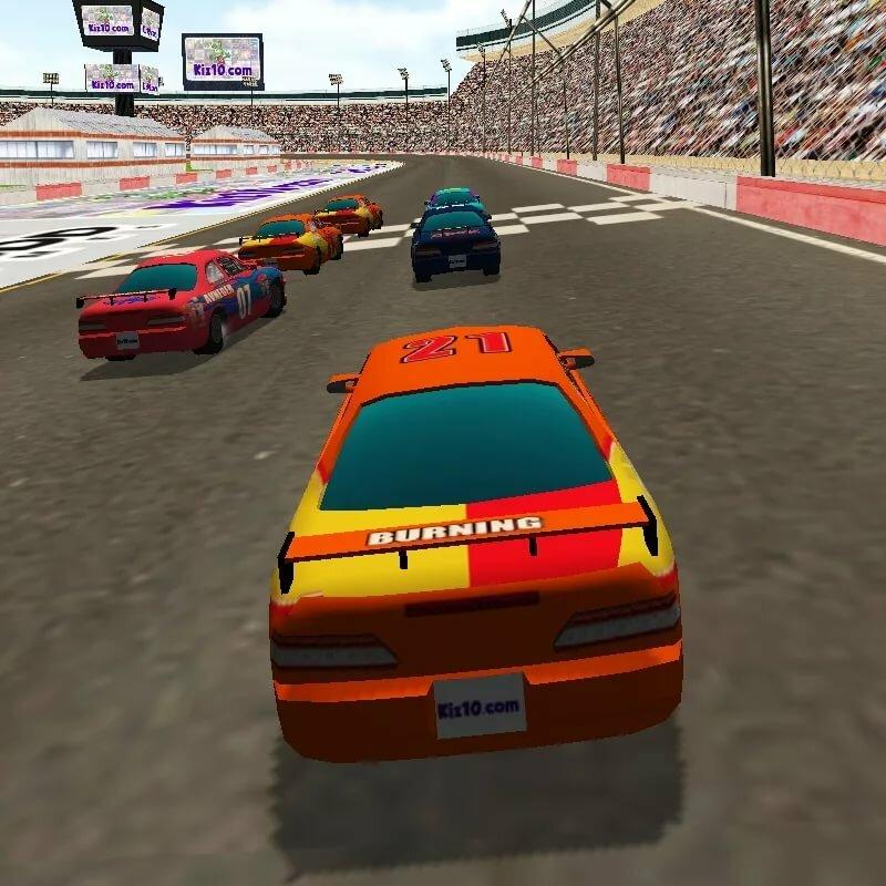 машины игры гонки это