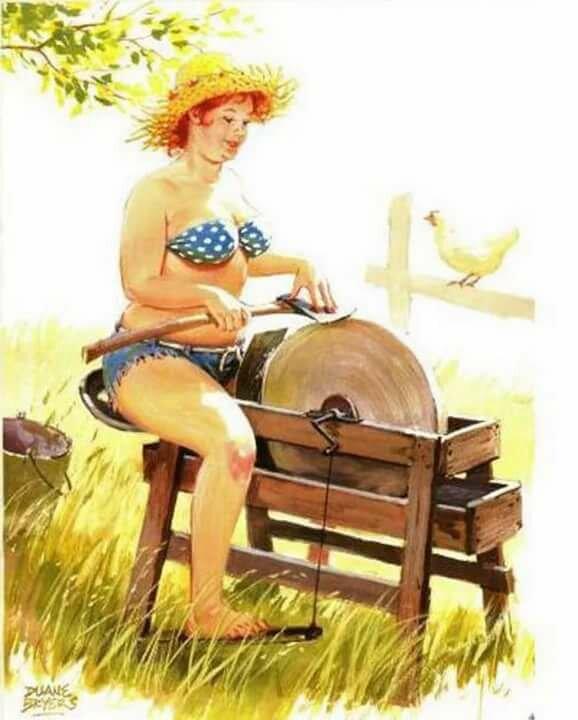 Смешные картинки женщин на огороде, пусть твои желания