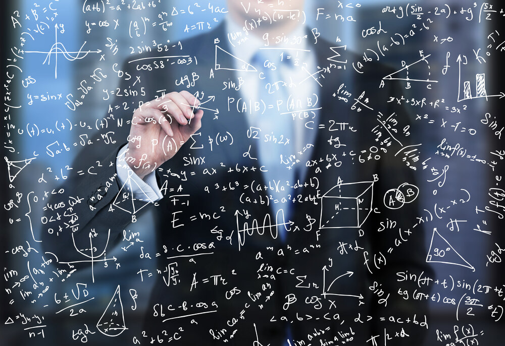 Красивые математические картинки, дню