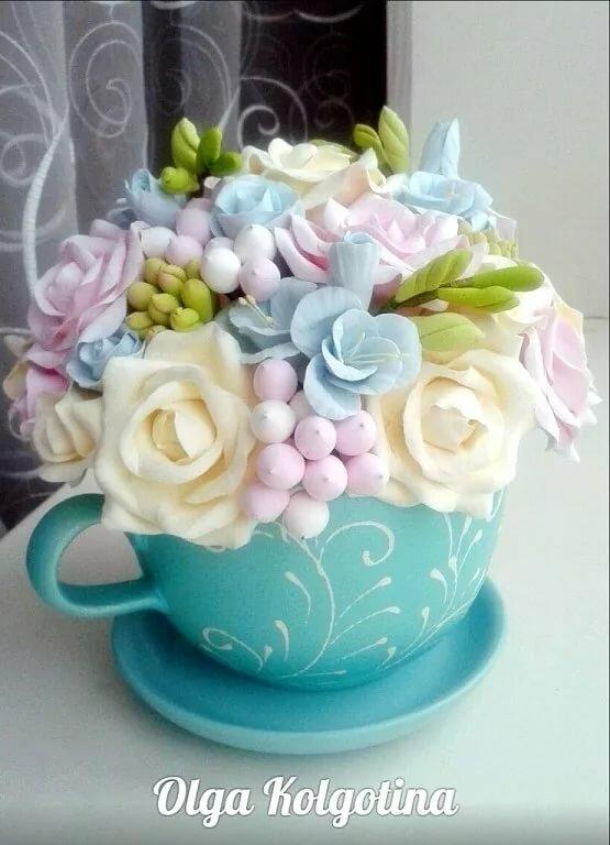 можете торт ваза с цветами фото правила питания неделе