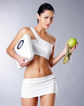 Похудеть после 55 лет женщине.