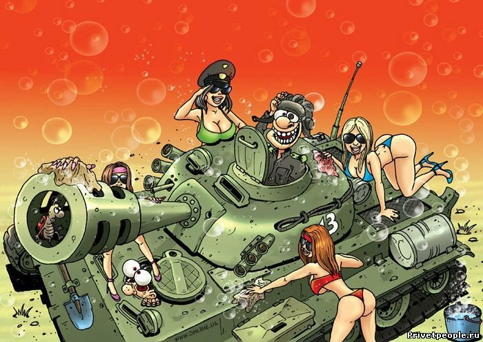Английском марта, прикольные открытки для военных ко дню рождения