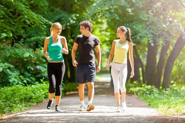 Прогулка Помогает Похудеть. Сколько нужно ходить пешком в день, чтобы похудеть: на 1, 5, 10 и 20 кг + отзыв с фото