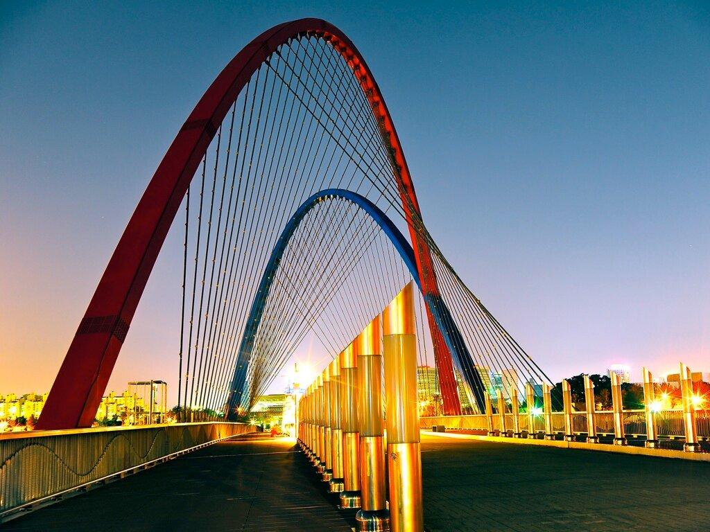 самые красивые мосты мира в картинках работы выставлялись галереях
