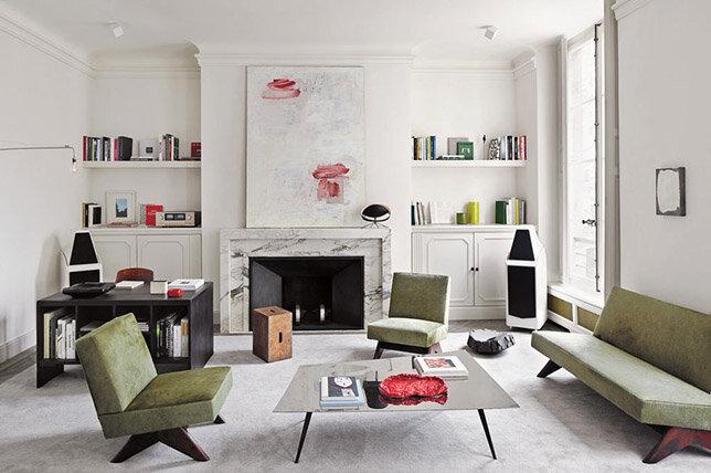 Компактная и многофункциональная мебель
