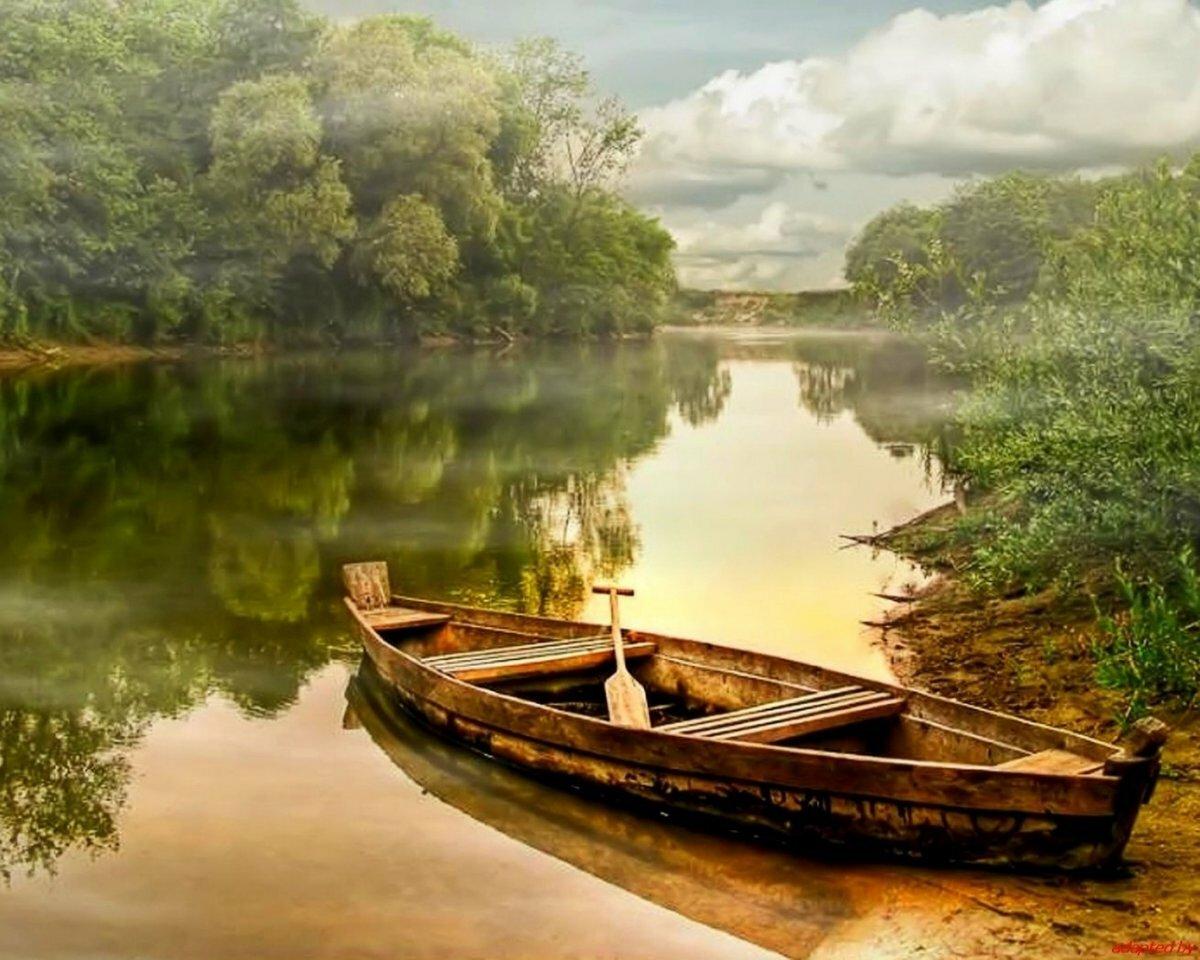 тарасова лодки фото пейзаж актер театра