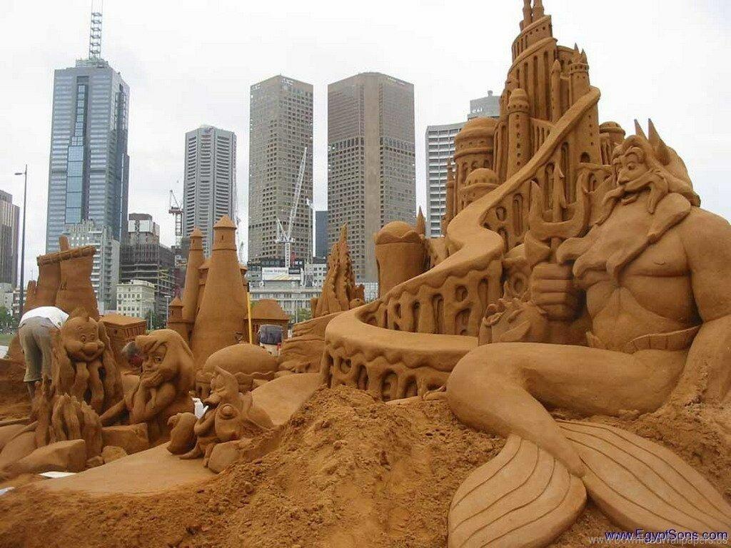 что можно произвести из песка