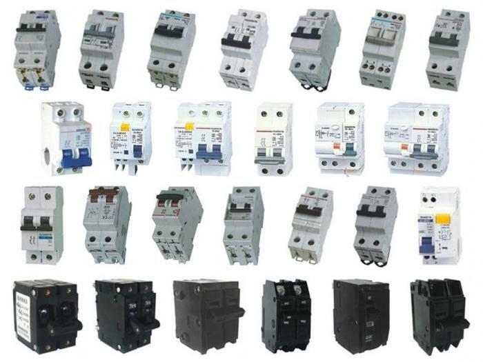 разновидность автоматов электрических фото деталировка сборка