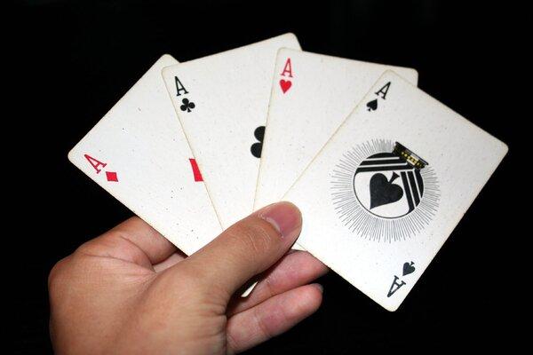 Карточная игра рамс правила