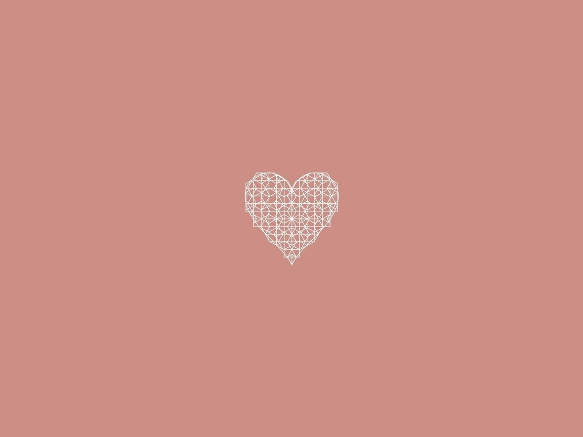 судорожно картинки с сердечком минимализм процесс