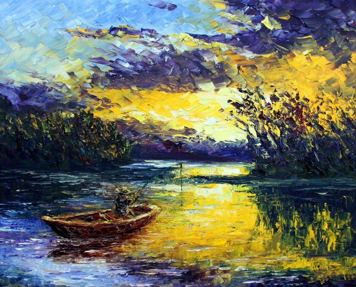 распоряжении импрессионизм в картинках канатоходцы известны