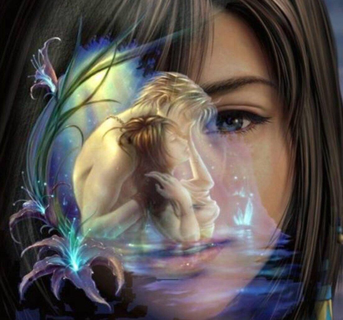 Красивые картинки родная душа