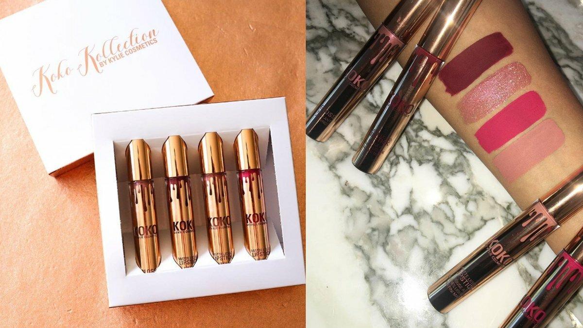 Набор помад Kylie Cosmetics Koko Kollection в Козловке