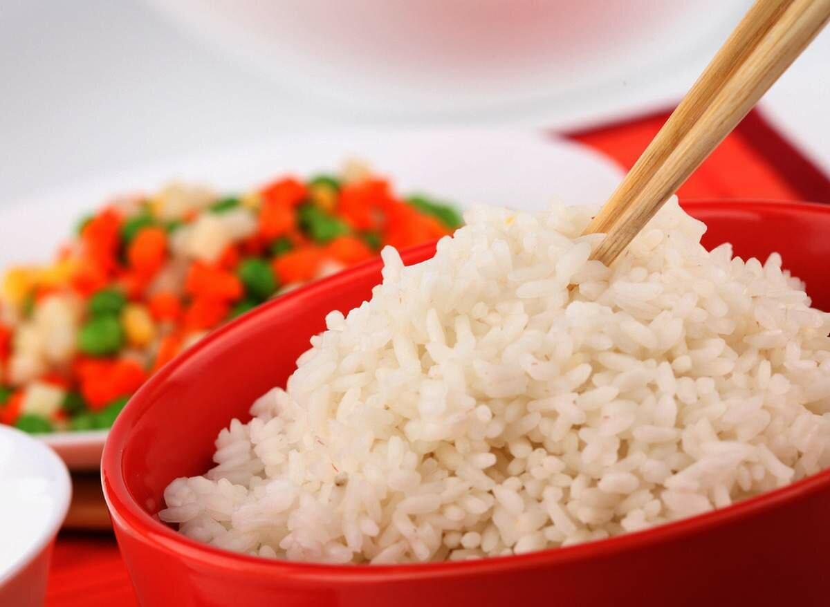 как правильно готовить рис для диеты