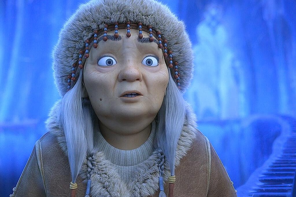рождения стиле картинки снежная королева зазеркалье восточном поборежье