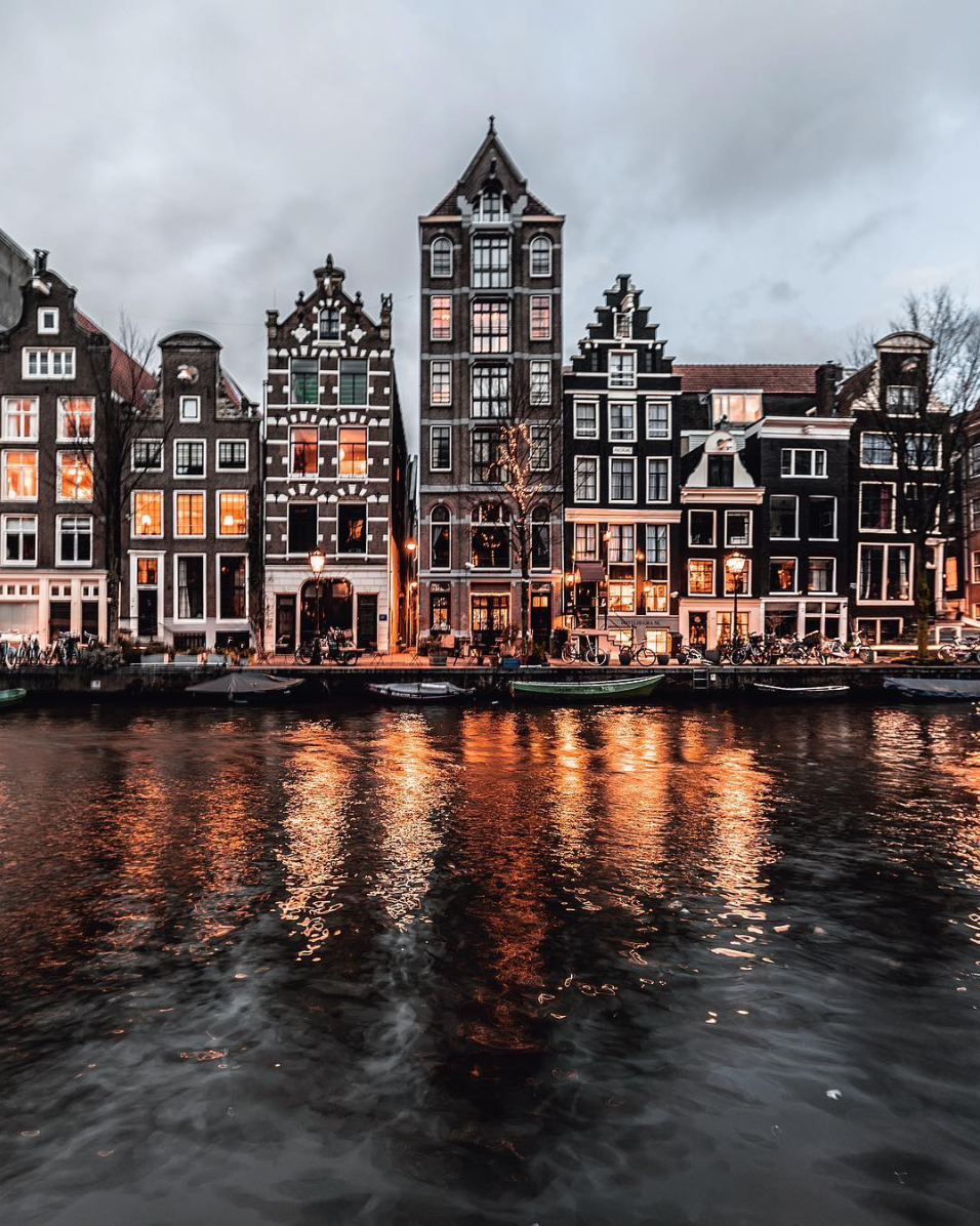 смотреть картинки амстердама тебя уверяю, через