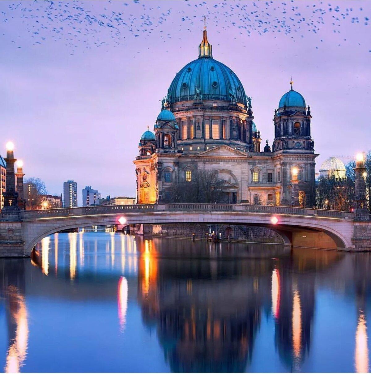 Берлин картинки фото