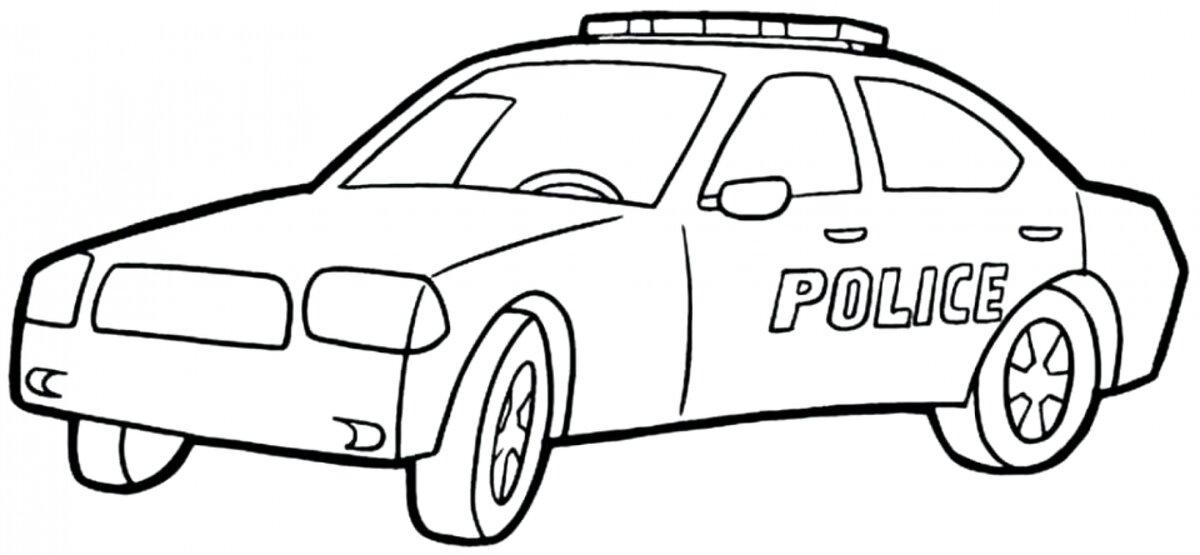 Polis Arabası Boyama Sayfası карточка пользователя Rau79 в яндекс
