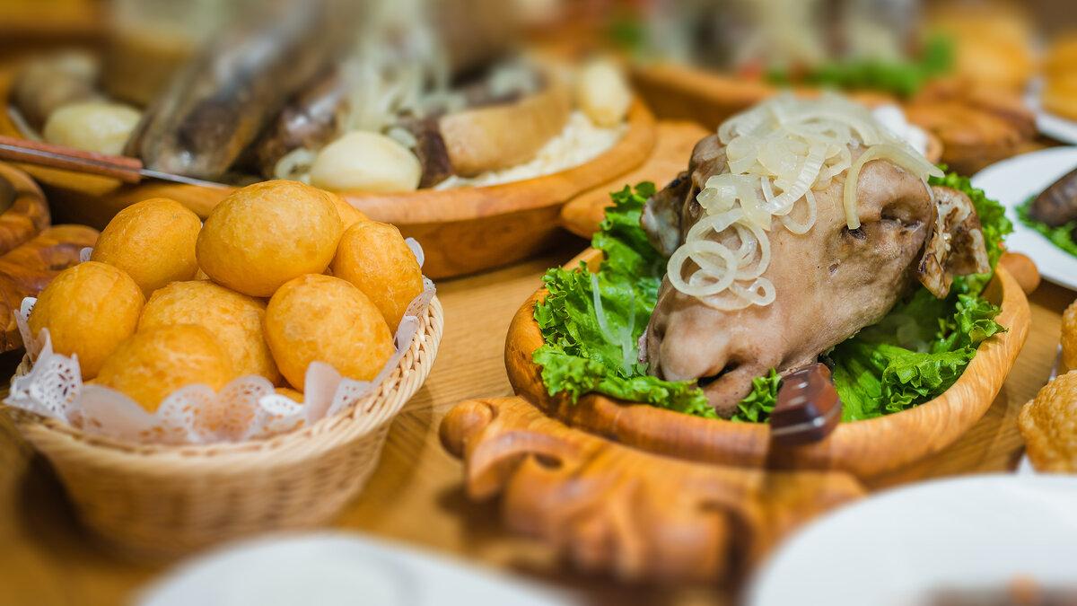 традиционная еда казахов судите