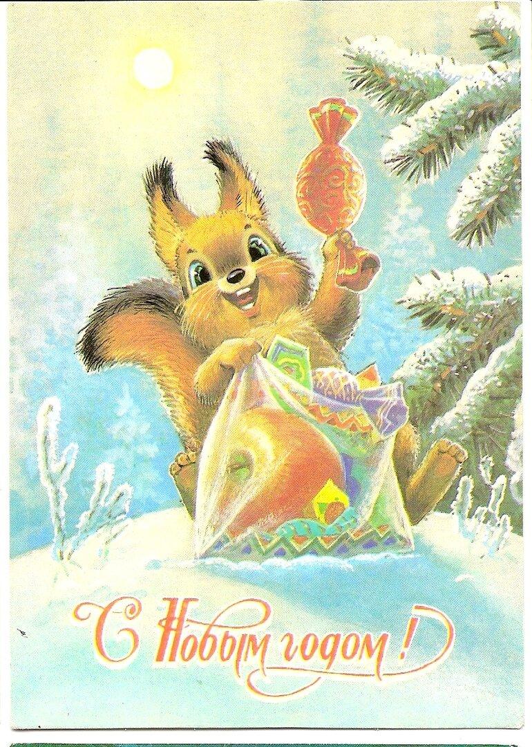 Знаменитый художник советских открыток