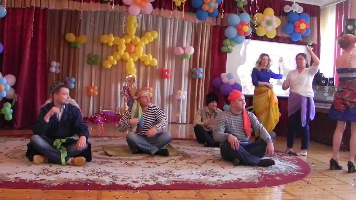 Сценки от родителей на выпускном в детском саду