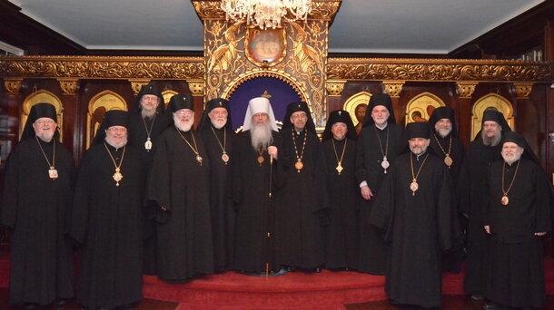 Православная Церковь Америки заявила: признает и поддерживает Митрополита Онуфрия как канонического Предстоятеля УПЦ