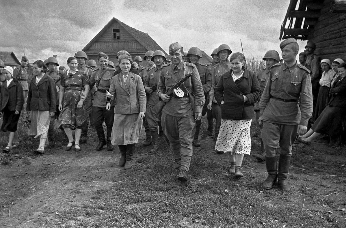 Картинки войны 1941-1945
