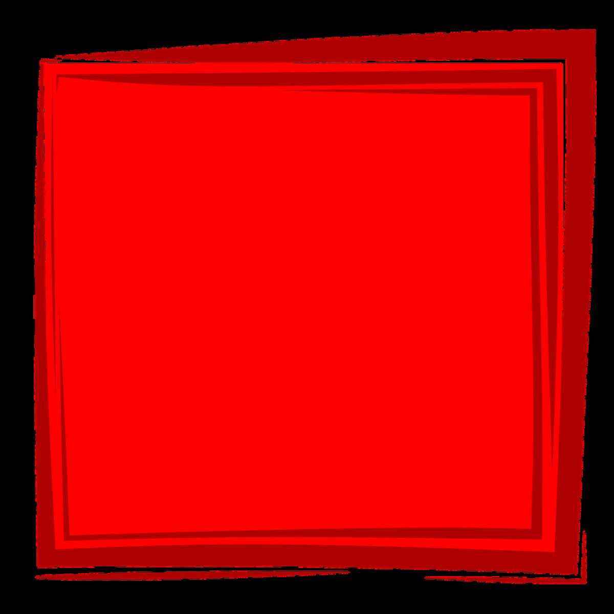 Картинка красный прямоугольник на прозрачном фоне